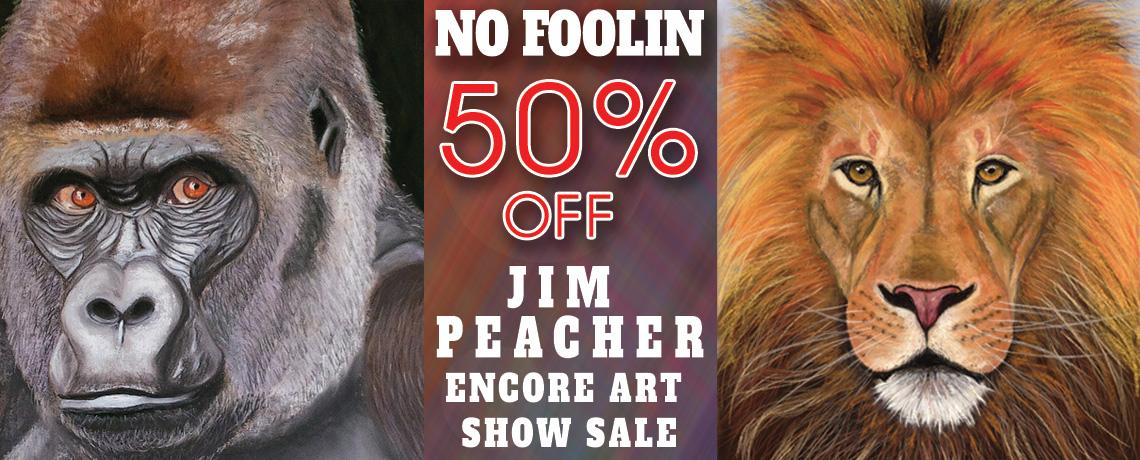 First Friday Art Walk – No Foolin Encore Art Show