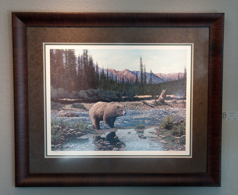 Framing Examples | Blue Wing Gallery and Framing